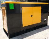 AC230/400V 100kVA 80kwのリカルドによって動力を与えられるディーゼル発電機セット