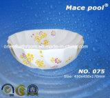 Шар тазика красивейших изделий ванной комнаты санитарных керамический (075)