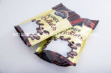 Sacchetto di plastica della carta kraft della chiusura lampo di imballaggio per alimenti