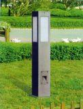 Luzes solares do jardim da instalação fácil rápida com custo - preço eficaz