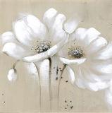 Recht handgemaltes Blumen-Ölgemälde für Hauptdekoration