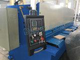 Metal de folha de QC12k que corta o preço de corte hidráulico da máquina