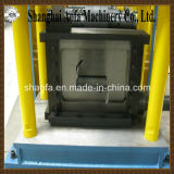 Big Power Z Shield Purlin Making Roll formando máquina