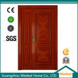 Kundenspezifisches hölzernes Furnier-Blattinnen-/Außenqualitäts-Türen
