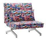 Хорошее качество и привлекательный диван-кровать для Small Family (B028)