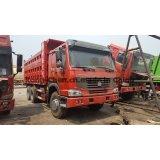 Venta caliente en Filipinas 371HP HOWO camión volquete