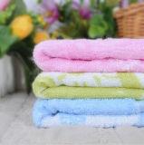 100%の純粋な綿のジャカードタオル