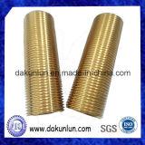 주문 강철 또는 알루미늄 또는 고급장교에 의하여 스레드되는 관 /Pipe