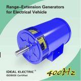 전기 차량을%s 400Hz 무브러시 범위 연장 비용을 부과 발전기