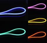 Свет неоновый гибкого трубопровода SMD2835 120LEDs/M СИД напольный как света ландшафта