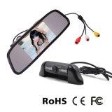 Система монитора зеркала Rearview автомобиля с миниой камерой иК