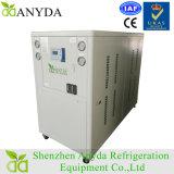 refrigerador de refrigeração água do rolo de 4ton/16kw junto com a torre refrigerando