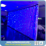 Bar Decoración Luz LED Estrella Cortina