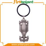 주문을 받아서 만들어진 승진 금속 Keychain
