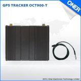 Inseguitore del veicolo di GPS della gestione del parco con il video di temperatura