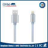Câble d'alimentation USB rond tordu chaud pour passer le test RoHS