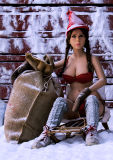 140 cm de la cara occidental Blow up muñeca del sexo