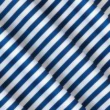 As listras imprimiram a cortina de chuveiro anti-rugas impermeável do banheiro da tela do poliéster (01S0008)