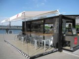 Pop-up Koffie van de Container