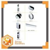 Porte en verre de douche de Frameless d'accessoires en verre de porte de bonne qualité