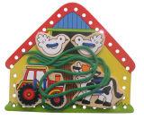 Het onderwijs Houten Houten Raadsel van het Speelgoed (34719-12)