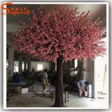 ホーム装飾10fのピンクの人工的な桜の木