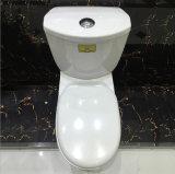 Keramisches zweiteiliges Acqua Twyford Toiletten-Set für Badezimmer