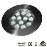 Luces subterráneos enterradas poder más elevado del suelo del acero inoxidable LED