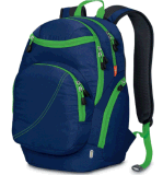 Hausse du sac extérieur campant s'élevant de sac à dos d'école de sport de course Yf-Bb1619 (5)