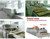 1979年以来のパンの工場生産ラインカスタマイズされたパン屋のトンネルオーブン