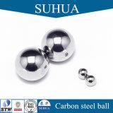 esfera de aço de baixo carbono AISI1010 de 12.7mm para o rolamento