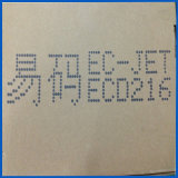 Impressora Inkjet dos grandes caráteres da máquina da codificação da tâmara do Dod (EC-DOD)