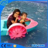 Boot van de Peddel van het Park van het Water van de lage Prijs de Plastic voor Jonge geitjes (FLE)