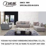 Sofá secional do projeto moderno com tela da alta qualidade para a mobília da sala de visitas - Fb1115