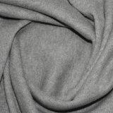 tessuto della nervatura del cotone del poliestere 360GSM
