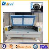 Tecido, bordado, couro 150W CO2 Laser Cutting Cutter Máquina de gravura