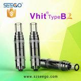 Disegno di aggiornamento dell'atomizzatore doppio della bobina dell'acciaio inossidabile di Seego nuovo per olio spesso