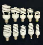 Lampada compatta di T4 Spial CFL per la lampadina economizzatrice d'energia (9With15With20With25With30With40W)