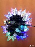 Streifen des LED-dekorativer Feiertags-heller Aufsatz-Modell-50string LED