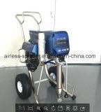 Pompe à piston électrique Pulvérisateur de peinture sans air avec 6L / M Flow