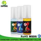 Mini jugo del líquido 10ml E del E-Cigarrillo de la energía amarilla con RoHS/TUV/MSDS