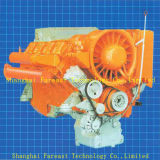 Motor diesel de Deutz Bf8l413f con los recambios del motor de Deutz