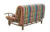 Складывая кровать софы с горизонтальный оглашать/размером Safa металла большой Cum кровать