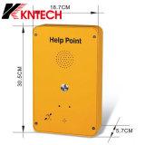 SIP 전화 비상사태 단추 전화 Knzd-39 자동 다이얼 전화 도움 점