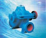 Pompe fendue de caisse de centrifugeur horizontal
