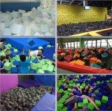 A esponja Multi-Functional da onda da fábrica chinesa da esponja do plutônio Por-Cortou