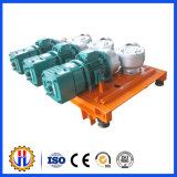 Venta caliente construcción mástil motor de polipasto, Reductor