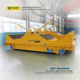 Schwere Ladung-Ring-Schiene, die Karren-Stahlwerk-Transport handhabt