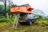 2 Personen-kampierendes Auto-hartes Shell-Dach-Oberseite-Zelt-im Freien kampierendes haltbares Zelt