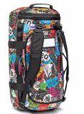 Nuevo bolso de Duffle del recorrido del diseño con el bolsillo Sh-17022207 del acoplamiento